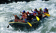 Rafting in corbett