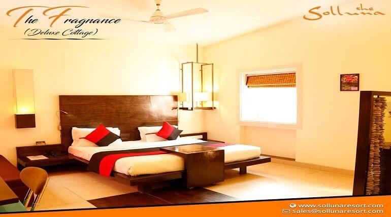 Accommodation At Solluna Resort