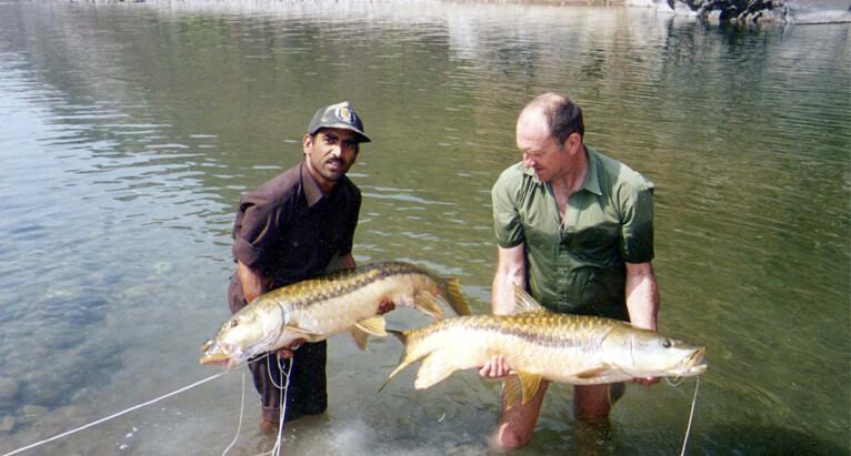 Mahaseer Fishing In Jim Corbett National Park
