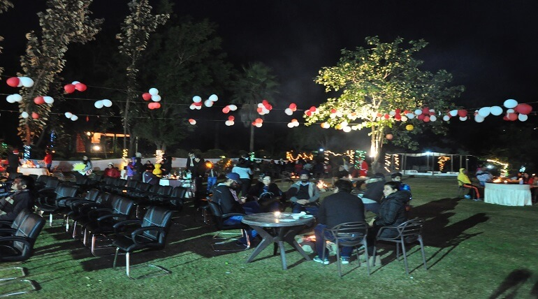 New Year Packages Party In Resorts Near Delhi