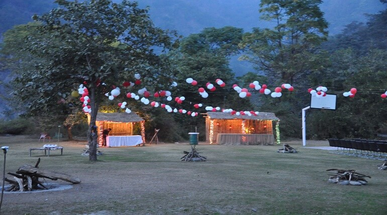Celebrate New Year At Adventure Places In Jim Corbett