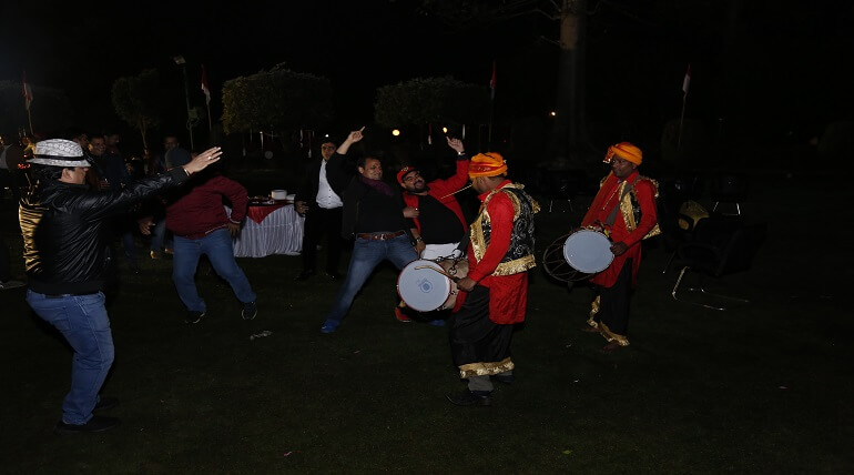 Christmas And New Year Party Resort In Corbett