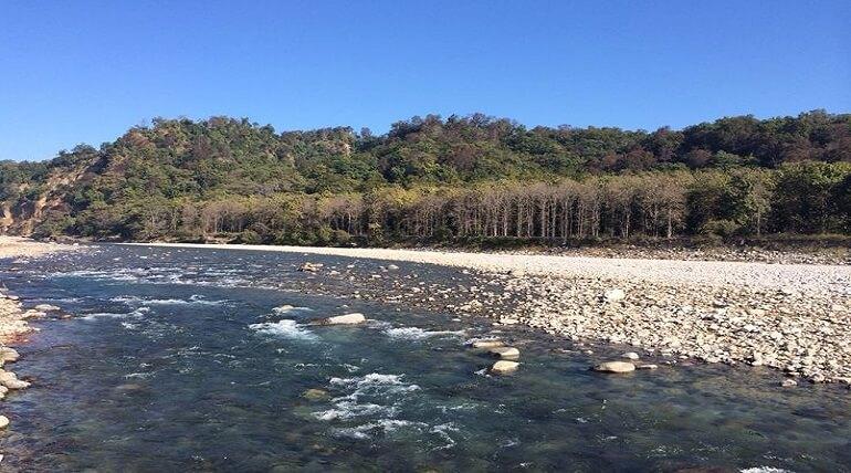 River Ramganga And River Kosi