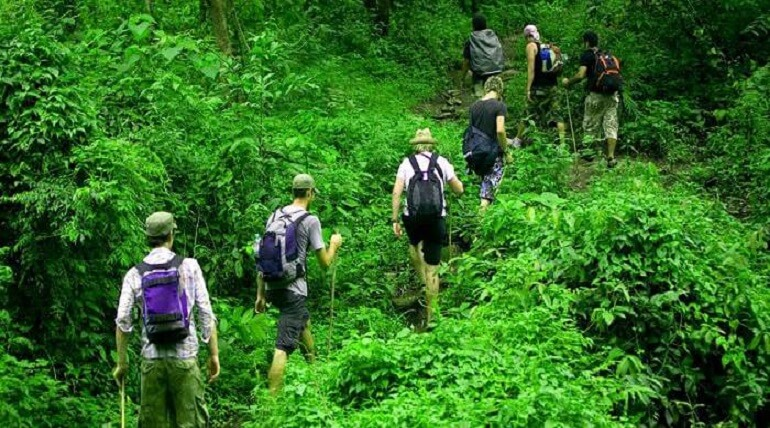 Trekking In Jim Corbett National Park