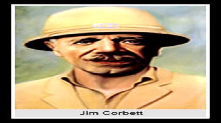Edward James Jim Corbett