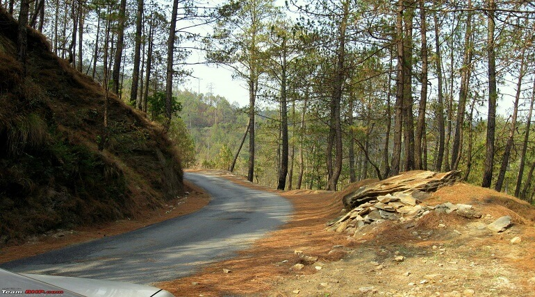 Way To Reach Jim Corbett National Park