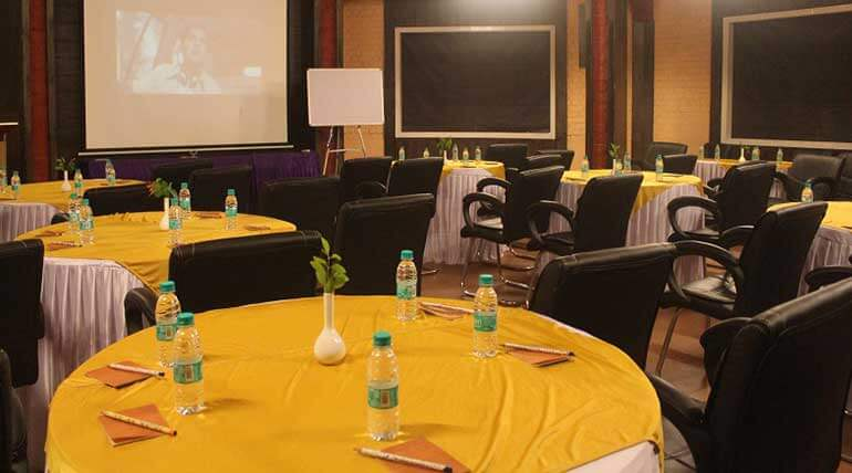Power Up Your Events And Meetings Amidst The Nature At Solluna Resort