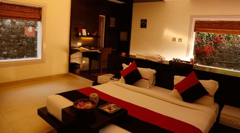 Accommodation At Best Resort In Jim Corbett