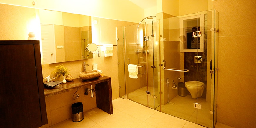 presidentail-best-washroom Cottage