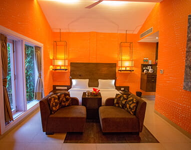 Deluxe Cottage Resorts in Jim Corbett